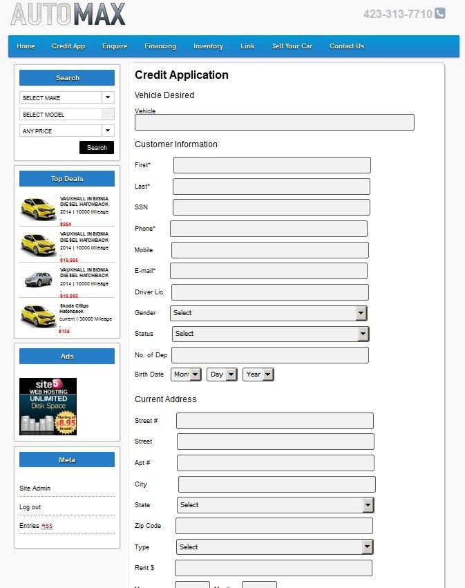automaxcreditapp